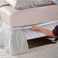 easy fit wrap around bed skirts improvements catalog