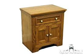Full Size Of House Furniture High End Used Solid Oak Cabinet Intended For Nightstand Nightst Home