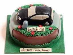torte mit deinem auto bestellen geschickt bekommen