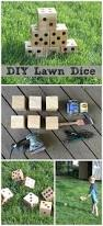 Make Your Own Outdoor Wooden Table by Best 25 Yard Games Ideas On Pinterest Outdoor Games Diy Giant