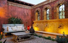 Stunning Images Mediterranean Architectural Style by Architecture Amazing Mediterranean Style Patio Design With