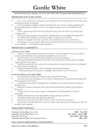 Fitness Instructor Resume Amazing Ideal Personal Trainer Sample Examples Zumba Description