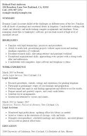 Qualifications In A Resume Summary Of Qualifications Resume Examples