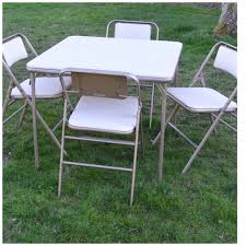 Chair | Long Folding Table Folding Table And Padded Chairs ... 7 Best Folding Card Tables 2017 Chair Long Table And Padded Chairs Cosco 5 Piece Set 5pc Xl Series And Ultra Thick Black White Plastic Large Black Card Table Sim Smatch Wikipedia 1950s Four Kids Colorful Vintage Metal Of 2 Brown Creme Vinyl Retro Mid Century Extra Seating Kitchen Ding Fniture Charming Pretty Wood