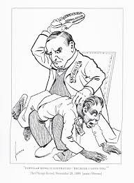 Political Cartoon Philippine American War