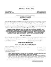 Opulent Sample Army Resume Pretty Free Example And Writing Download Resumes