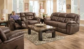 Rana Furniture Living Room by Fhf Catalog Frontier Reclining Living Room Group