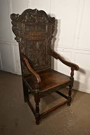 17th Century Carved Oak Wainscot Chair - NH29 / LA154505 ... Antique Rocker Vintage Rocking Chair Cane Seat Antique Etsy Wooden Mesh Rocking Chair Armchair Flat Icon Stock Vector Chairs Home Design Larkin Soap Company Ribbon Back Oak Chairish Antique Victorian Parlor Room Rocking Chair Refurbished Bonhams An Exceedingly Rare Elizabeth I Oak Armchair A Socalled Dealers Son To Auction Extensive Collection Of Farmhouse With Rush Seat Lincoln Upholstered Year Clean Water Teddy Roosevelts Found At Auction Returned White