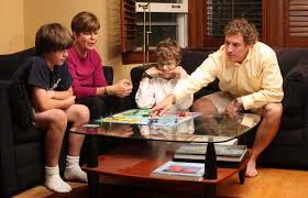 20100921 PMN Proudfoot Family0004JPG Playing Board Games