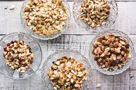Toasting Pumpkin Seeds In Microwave by How To Roast Perfectly Crisp Squash Seeds Five Ways The View