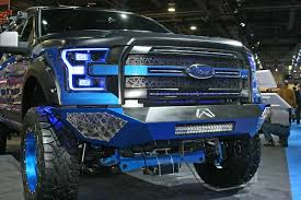 A 2015 Ford F-150 Project Truck Built For Action Sports - Off Road ...