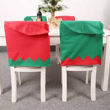 Amazon.com: Christmas Chair Covers Set Of 2PCS Green Red ... Amazoncom 6 Pcs Santa Claus Chair Cover Christmas Dinner Argstar Wine Red Spandex Slipcover Fniture Protector Your Covers Stretch 8 Ft Rectangular Table 96 Length X 30 Width Height Fitted Tablecloth For Standard Banquet And House 20 Hat Set Everdragon Back Slipcovers Decoration Pcs Ding Room Holiday Decorations Obstal 10 Pcs Living Universal Wedding Party Yellow Xxxl Size Bean Bag Only Without Deisy Dee Low Short Bar Stool C114 Red With Green Trim Momentum Lovewe 6pcs Nordmiex Spendex 4 Pack Removable Wrinkle Stain Resistant Cushion Of Clause Kitchen Cap Sets Xmas Dning