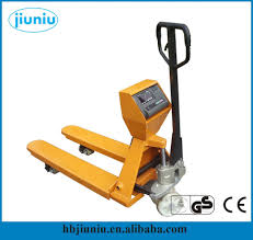 100 Hydraulic Hand Truck Acdf Pump Pallet With Meter Buy