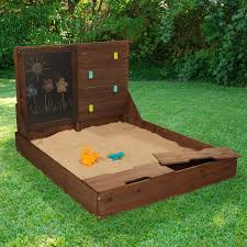 Activity Sandbox Bring The Beach To Your Backyard With This Fun ... Sandbox With Accordian Style Bench Seating By Tkering Tony How To Make A Sandpit Out Of Stuff Lying Around The Yard My 5 Diy Backyard Ideas For A Funtastic Summer Build 17 Plans Guide Patterns In Easy And Fun Way Tips Fence Dog Yard Fence Important Amiable March 2016 Lewannick Preschool Activity Bring Beach Your Backyard This Fun The Under Deck Playground Between3sisters Yards