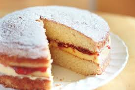This simple Victoria Sponge Cake recipe from Erren s Kitchen has delicious a raspberry jam and butter