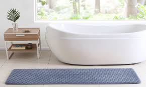 Extra Large Bath Rug Non Slip by Best Bath Rugs For Guest Bathrooms Overstock Com