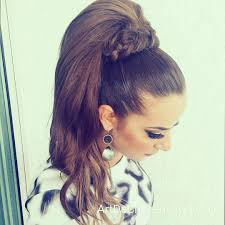 Ponytail Hair Styles For Women