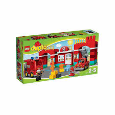 LEGO DUPLO Fire Station 10593 | Toys