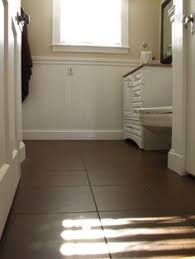interesting brown floor tile bathroom photos best inspiration