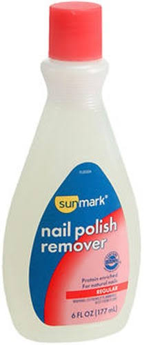 Sunmark Regular Nail Polish Remover