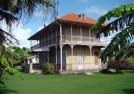 la maison coloniale zevallos de guadeloupe unes des plus belles