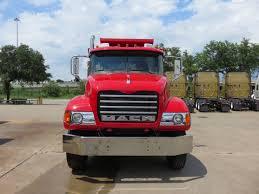2007 Mack Granite Camelback Dump Truck