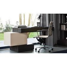 bureau pratique et design bureau design avec caisson de rangement hifi achat vente
