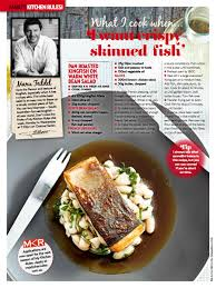 When Is The Next My Kitchen Rules by Kingfish And Bean Salad Manu Feildel Manu Feildel