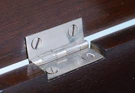 Installing Non Mortise Cabinet Hinges by Hinges Startwoodworking Com