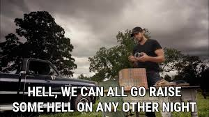 99 Luke Bryan Truck Crash My Party Lyrics Song In Images