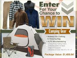 Alps Mountaineering King Kong Chair Khaki by Midway Usa Camping Gear Sweepstakes