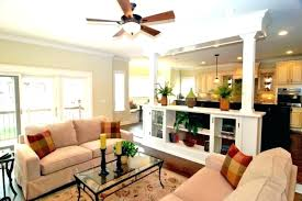Kitchen Family Room Ideas Dining Open To