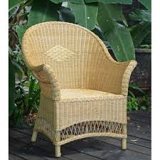 casa moro stuhl rattan sessel sevilla natur mit armlehne aus naturrattan handgeflochten premium qualität korb stuhl korb sessel vintage