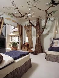 chambre arbre la chambre d enfant idées pour l aménager et la décorer