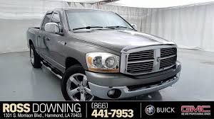 Used Dodge Ram 1500 At Ross Downing In Hammond And Gonzales