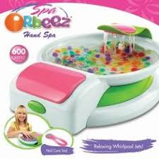 orbeez soothing spa set aromatic foot bath toys r us zoe