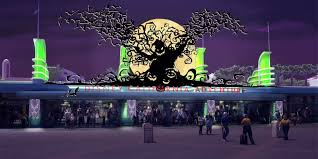 What Other Names Are There For Halloween by Halloween At Disney World And Disneyland