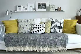 jete de canape plaid canape gris couverture plaid plaid gris clair amadeus plaid