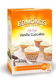 Edmonds Vanilla Cupcakes 410g 227x327