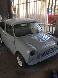 Improved!!! Mini Pick Up! Painted In Battleship Grey!! We Getting ... Mini Paceman Adventure Pickup Truck Youtube File05 Mini Cooper Toronto Spring 12 Classic Car Auction Creative Visionaries Build Race Party 143 Honwell Cooper Truck 14 Morris 100 Rebuilt 1300cc Wbmw Mini Supcharger Concept Used Cars To Avoid Buying Consumer Reports The Clubby That Could James Clubman Stancenation Pickup Truck Morris 1963 2016 Convertible Revealed News And Driver Austin Pick Up S Utility