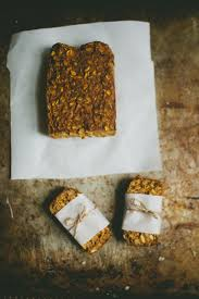 Pumpkin Flaxseed Granola Nutrition by Recipe Soft Pumpkin Granola Bars Gluten Free U0026 Dairy Free