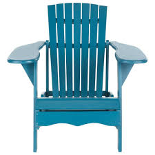 Navy Blue Adirondack Chairs Plastic by Us Leisure Chili Patio Adirondack Chair 167073 The Home Depot