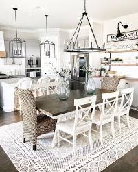 40 stylish farmhouse style ideas for dining room