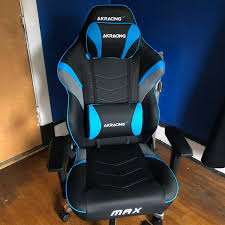 The Need For Comfortable Speed: AKRacing MAX Gaming Chair Review Review Nitro Concepts S300 Gaming Chair Gamecrate Thunder X3 Uc5 Hex Anda Seat Dark Wizard Gaming Chair We Got This Covered Clutch Chairz Throttle The Sports Car Of Supersized Best Office Of 2019 Creative Bloq Anthem Agony Crashing Ps4s Weak Weapons And A World Meh Amazoncom Raidmax Dk709 Drakon Ergonomic Racing Style Crazy Acer Predator Thronos Has Triple Monitor Setup A Closer Look At Acers The God Chairs Handson Noblechairs Epic Series Real Leather Vertagear Triigger 275