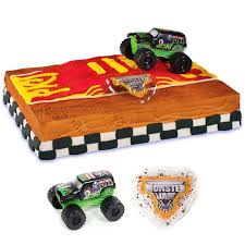 Monster Jam Cake Decorations Cool Monster Jam Trucks Grave Digger ... Monster Truck Party Ideas At Birthday In A Box Pin By Vianey Zamora On Decoration Truck Pinterest Cake Decorations Simple Cakes Brilliant Jam Given Minimalist Article Little 4pcs Blaze Machines 18 Foil Balloon Favor Supply 2nd Diy Jam Gravedigger Photo 10 Of Table Amazoncom Birthdayexpress Room Cboard Id Mommy Diy