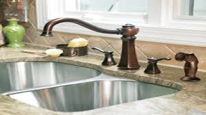 Oil Rubbed Bronze Faucets by Kitchen Beautiful Color To Install Your Kitchen Sink With Bronze