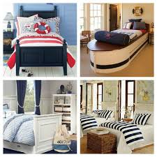 Attractive Nautical Themed Bedrooms Photo 2