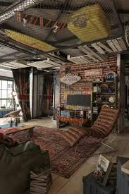 100 The Garage Loft Apartments Love The Roof Storage As Decor Great Wall Signs Environment