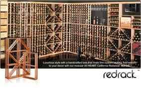 casiers redrack casiers à bouteilles redrack pour rangement de