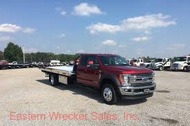 Ford F550 Flatbed Tow Truck For Sale | Khosh